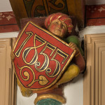 In 1855 werd na het herstel van de bisschoppelijke hiërarchie het RK Parochiaal Armbestuur geïnstalleerd: vertegenwoordigers van de parochie vormden samen met de pastoors het algemeen bestuur. Het dagelijks bestuur behield haar regentenkamer in de Donkerstraat.